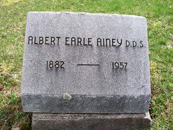 Dr Albert Earle Ainey