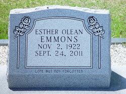 Esther Olean <i>Glover</i> Emmons