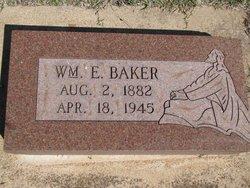 William Ester Baker