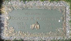 Donald M Northcutt