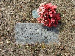 Ira Orlando Ackard