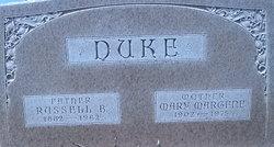 Russell Blaine Duke