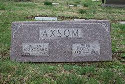 Moses Leonard Axsom
