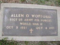 Allen Odell Wofford