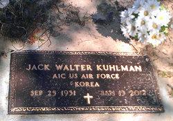 Jack Walter Kuhlman