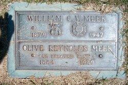 Olive Mae <i>Reynolds</i> Meek