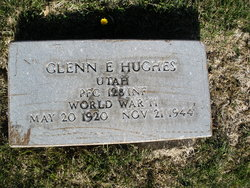 PFC Glenn E Hughes