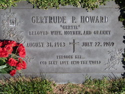 Gertrude Othelia <i>Palmer</i> Howard