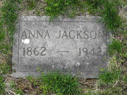 Anna <i>Kramer</i> Jackson