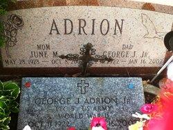 June M. <i>Renson</i> Adrion