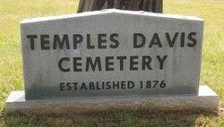 Temples Davis Cemetery