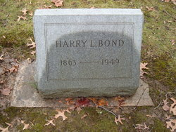 Harry Lee Bond