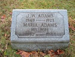John Wesley J.W. Adams