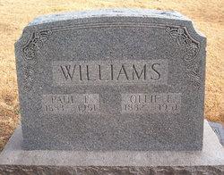 Ollie Ethel Williams