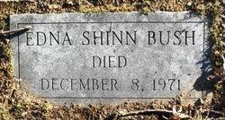 Edna <i>Shinn</i> Bush