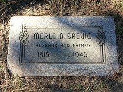 Merle Odean Brevig