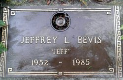 Jeffrey Bevis