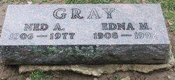 Edna Mae <i>Hickman</i> Gray Evilsizor