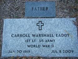 Carroll Marshall Eaddy