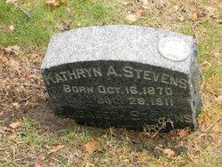 Kathryn Ann Katie <i>McPhee</i> Stevens