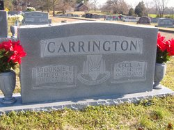 Brooksie E. <i>Dortch</i> Carrington