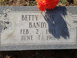 Betty Gay Bandy