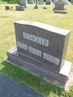 Mary I Scholer