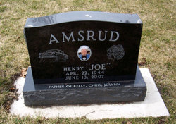 Henry Joe Amsrud