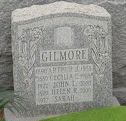 Sarah Josephine <i>McGinley</i> Gilmore