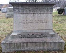 Greta Alberta <i>Bishop</i> Babcock