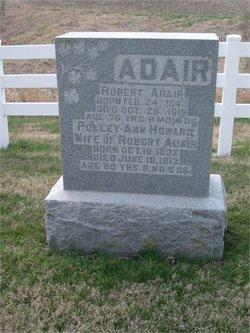 Polly Ann <i>Howard</i> Adair