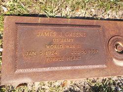 James J Greene