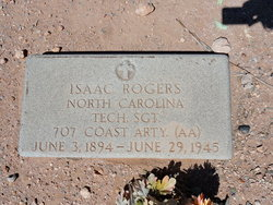 Isaac Rogers