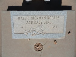 Mallie Hickman Rogers