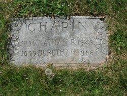 Dorothy <i>Hopkins</i> Chapin