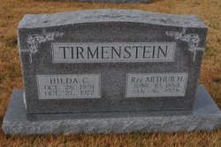 Hilda C <i>Bauman</i> Timenstein