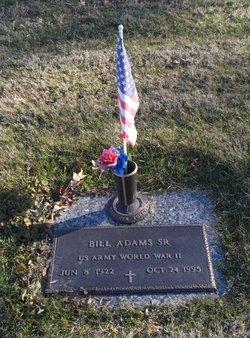 Bill Adams, Sr