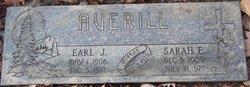 Sarah E. <i>Grover</i> Averill