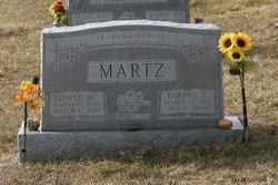 Dortha Jean <i>Caricofe</i> Martz