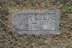 Bertha T Roebling
