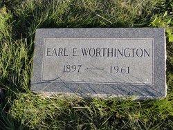 Earl E Worthington
