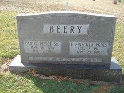 Frances Priscilla <i>Rodes</i> Beery