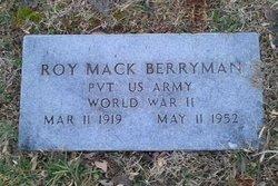 Roy Mack Berryman