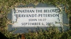 Jonathan The Beloved Bravandt-Peterson