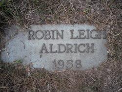 Robin Leigh Aldrich