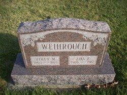 Ada E <i>Aleshire</i> Weihrouch
