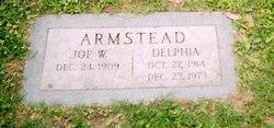 Joe Willie Papa Joe Armstead
