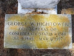 George Washington Hightower