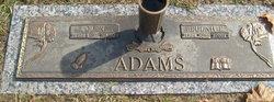Beulah E. <i>Rorie</i> Adams