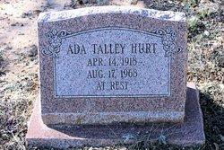 Ada <i>Talley</i> Hurt
